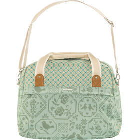 Basil Bohème-Carry Luggage Carrier Bag 18l, jade